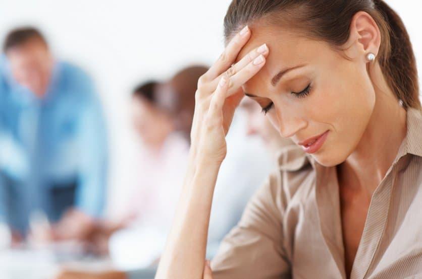 dor de cabeça crônica