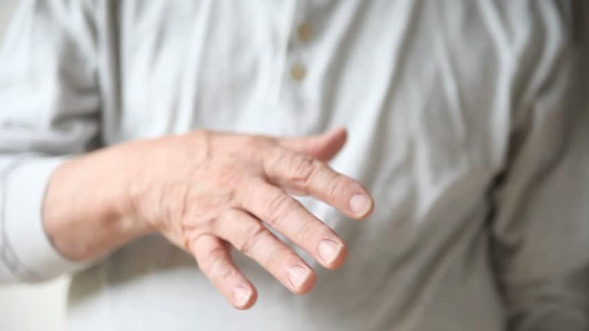 Tremor nas Mãos